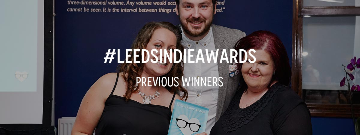 Leeds Indie Awards - Previous Winners